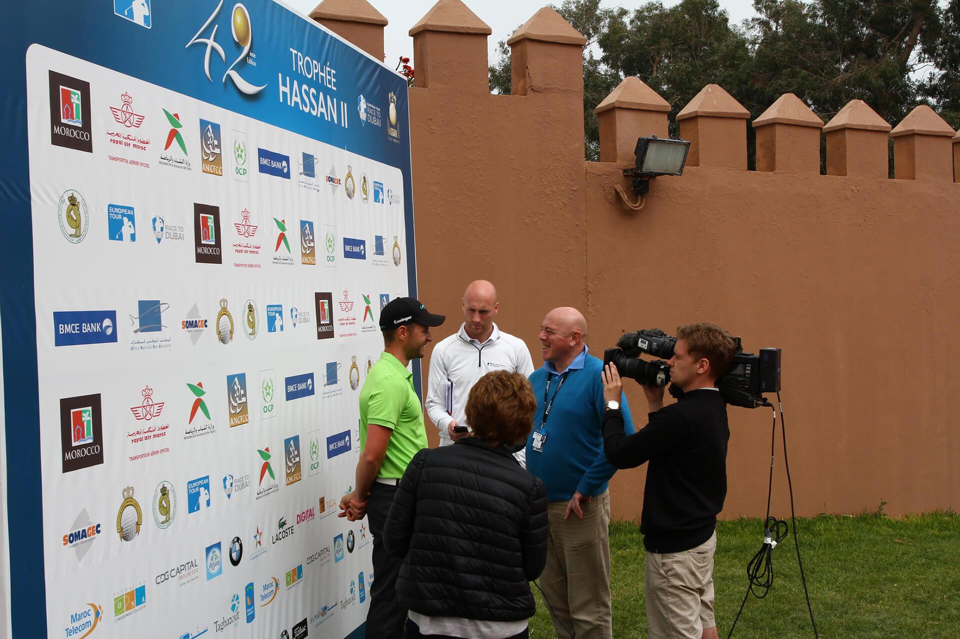 Marcel Schneider Golf Professional